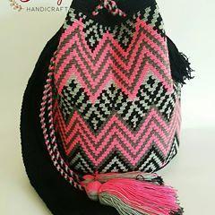 2threads spacial strap high quality hand woven. L standard size. #sallywayuucrossbody #sallywayuucolours Contact Sally via Line id: sallyshandicraft Partly profits of your purchasing of wayuu bags at Sally's Handicraft will help / participate in donation to support Wayuu communities in La Guajira Colombia. ซื้อกระเป๋าwayuuทุกใบทุกขนาดจากSally's Handicraftเท่านั้น รายได้ส่วนหนึ่งร่วมสมทบทุนบริจาคอาหารและสิ่งของที่จำเป็นให้ชาวชาววายูด้วยนะจ๊ะ…
