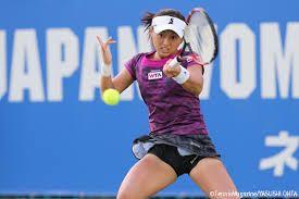 土居美咲は2回戦で第2シードのキーズに敗退 [JAPAN WOMEN'S OPEN ...
