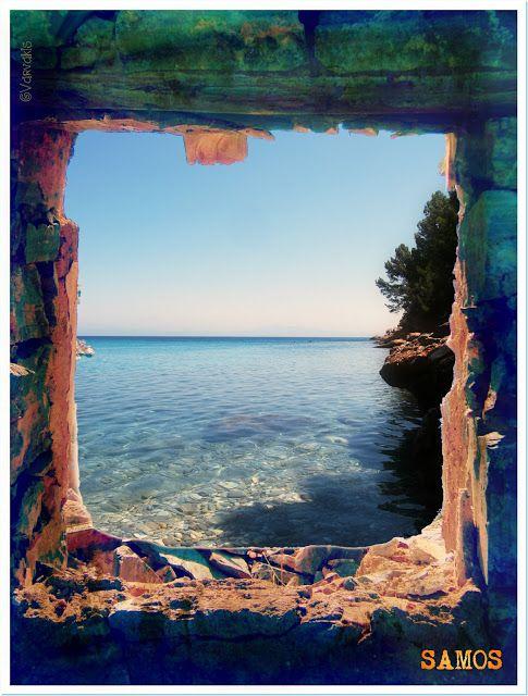 Παράθυρο στη Θάλασσα   Μπάλος