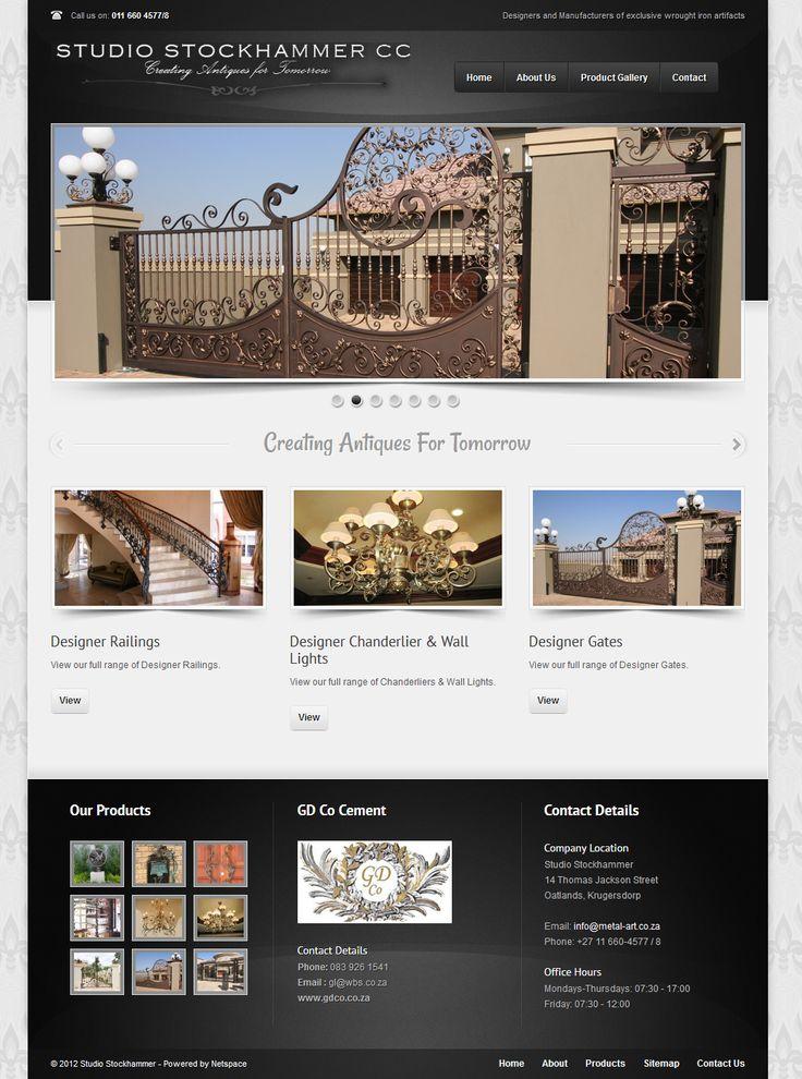 Wordpress CMS Website Design