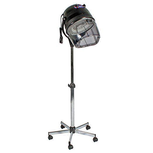Amazon.com: Pibbs 514 Kwik Dri 1100W Salon Dryer with Casters: Health & Personal Care
