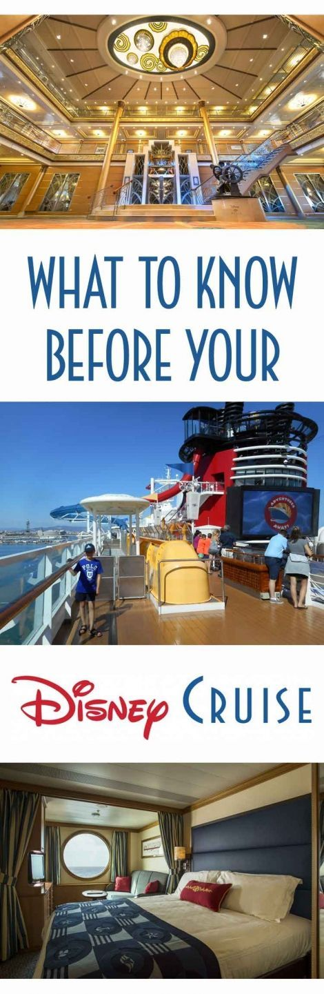 What to know before your Disney Cruise.  Essential tips and tricks, hints and hacks for your Disney Cruise.  Disney pictures and information about the Disney Magic.