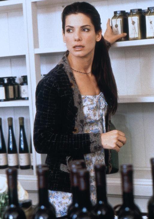 Sandra Bullock in Practical Magic.
