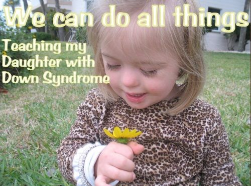 Resource to Share in Celebration of World Down Syndrome Day: 'We Can Do All Things'  -  Pinned by @PediaStaff – Please Visit http://ht.ly/63sNt for all our pediatric therapy pins