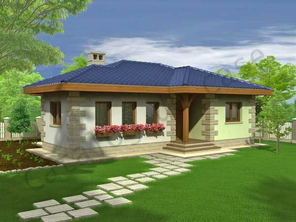 Proiecte de case la tara. 3 locuinte mici si frumoase in care vei trai viata la care ai visat
