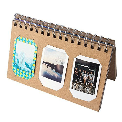 Introducing Fujifilm Instax mini film album compatible with Polaroid Zink photo paper LG Pocket Photo Zink ink Sticker Printer Paper. Great product and follow us for more updates!