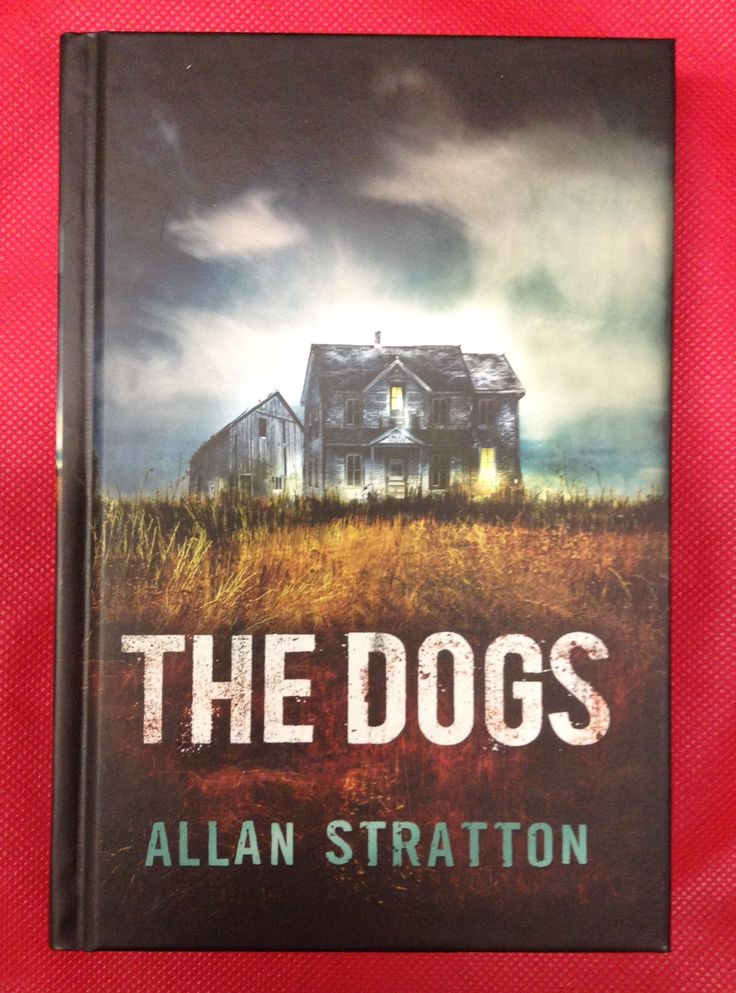 The Dogs, Allan Stratton.  Mom and I have been on the run for years. every time he catches up with us, we move to a new place and start over. But this place is different. This place is full of secrets. And they won't leave me alone.