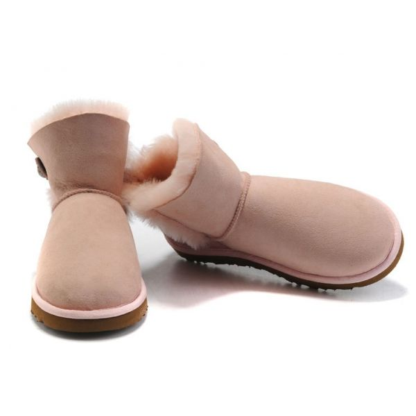 ugg boots in rosa