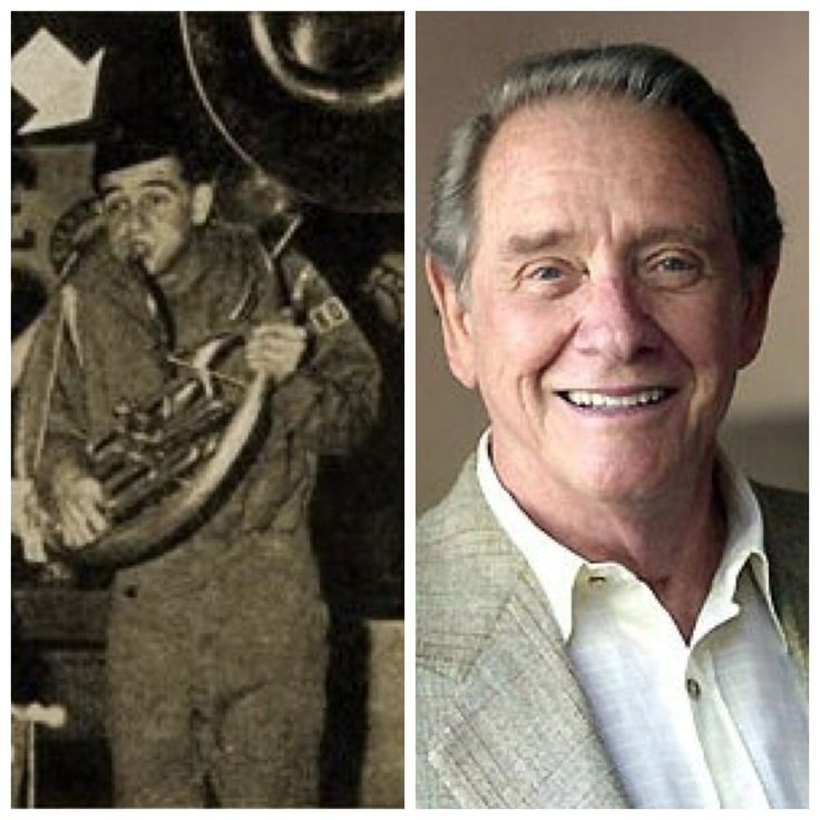Richard Crenna-Army-WW2-Radioman, saw combat in the battle of the Bulge, also served in Pacific decoding (Actor)