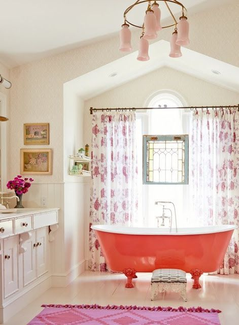 Colorful Bathrooms 15 Inspiring Examples For the Home in 2018