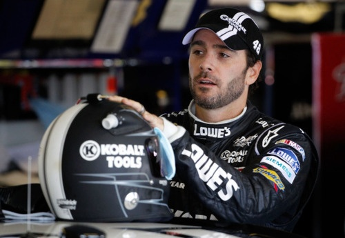 Jimmie Johnson!