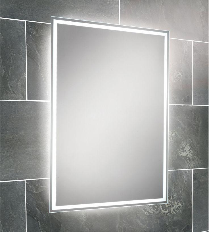 Bluetooth Bathroom Mirror With Shaver Socket