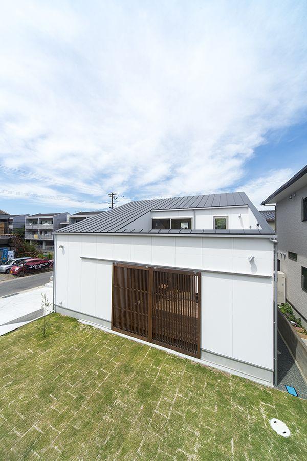 321house ミツイハウス の写真集 広島 注文住宅 工務店 片流れ