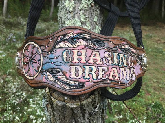 Dream Catcher Bronc Noseband Halter made to by TheLazyHStudiosLLC