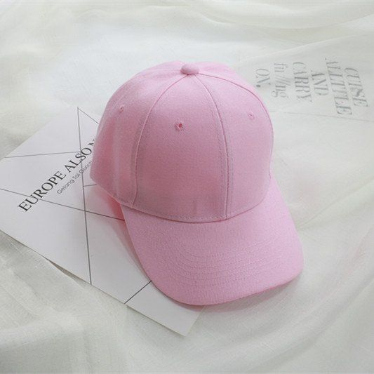 "Candy color baseball cap Coupon code ""cutekawaii"" for 10% off"