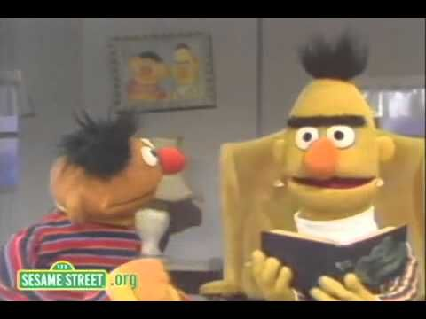This made me chuckle.  Happy Hump Day!! Bert and Ernie Censored - You're $%@&