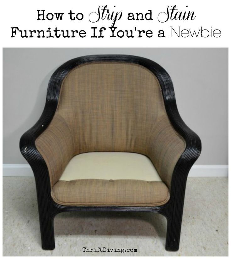 How to Strip Furniture and Stain It  Paint Wood. 25  unique Stripping furniture ideas on Pinterest   DIY furniture
