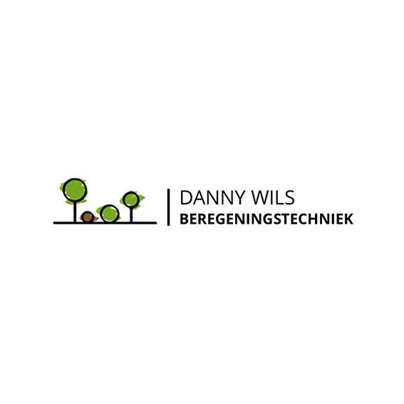 Logo ontwerp installateur irrigatie