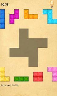 Clever Blocks – skladanie kociek