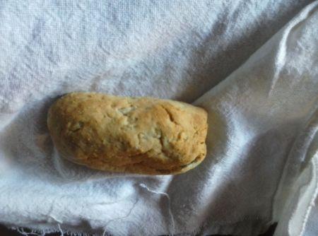 Pão de Batata Doce sem Trigo - Veja como fazer em: http://cybercook.com.br/receita-de-pao-de-batata-doce-sem-trigo-r-14-19411.html?pinterest-rec