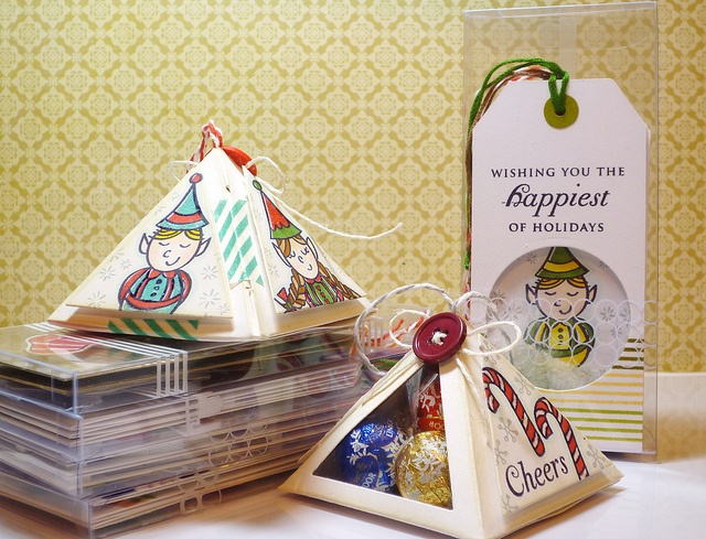 Christmas Favours by *茵~, via Flickr