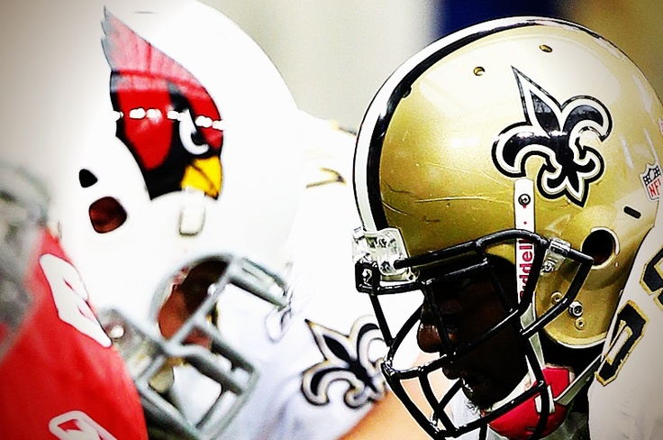 Gameday! The Saints & Cardinals kickoff the NFL preseason in the Pro Football Hall of Fame game at 7 pm CT!