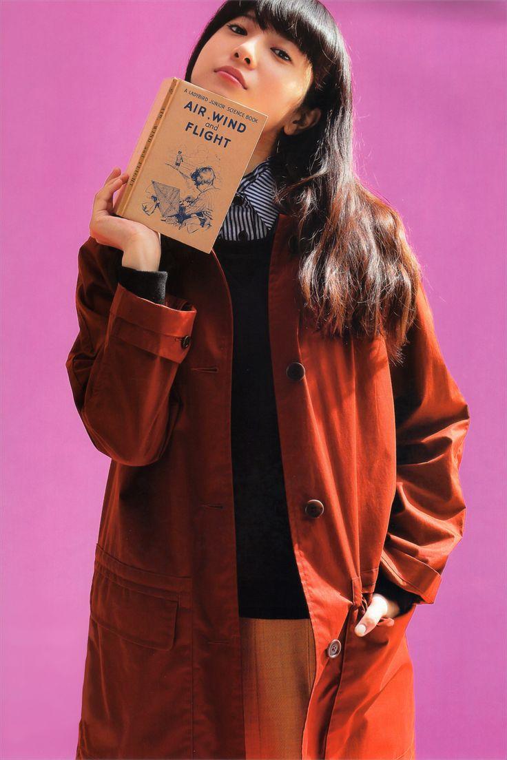 licoricewall: 吉高由里子 (Yuriko Yoshitaka): Vikka magazine