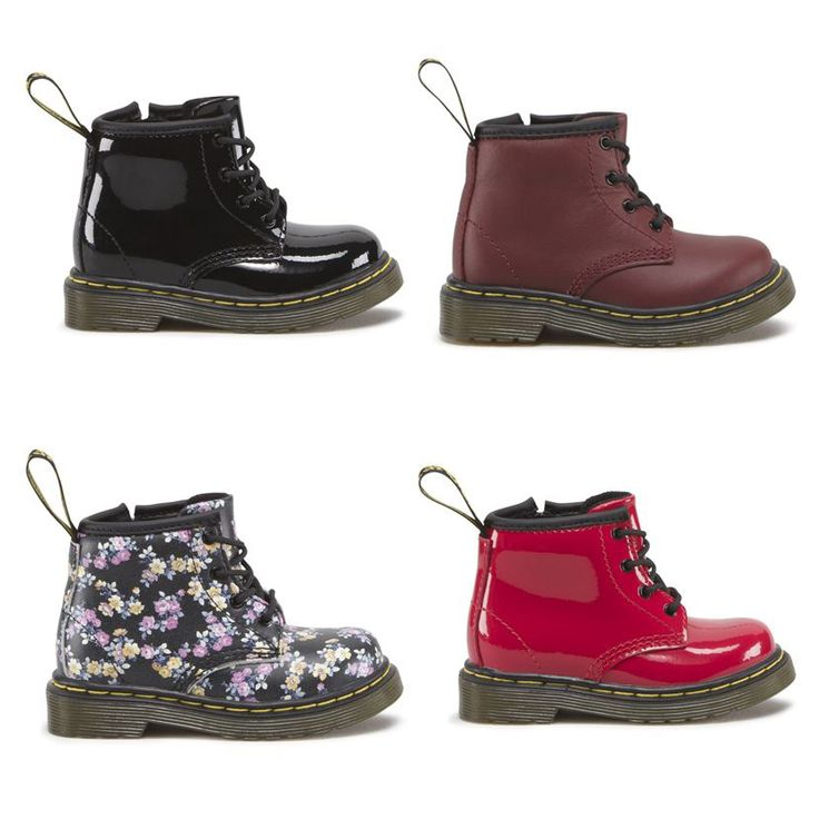 For cool kids taking their first steps - Dr. Martens Brooklee Boots  - Chaussures et maroquinerie - Chaussures enfant - Dr Martens