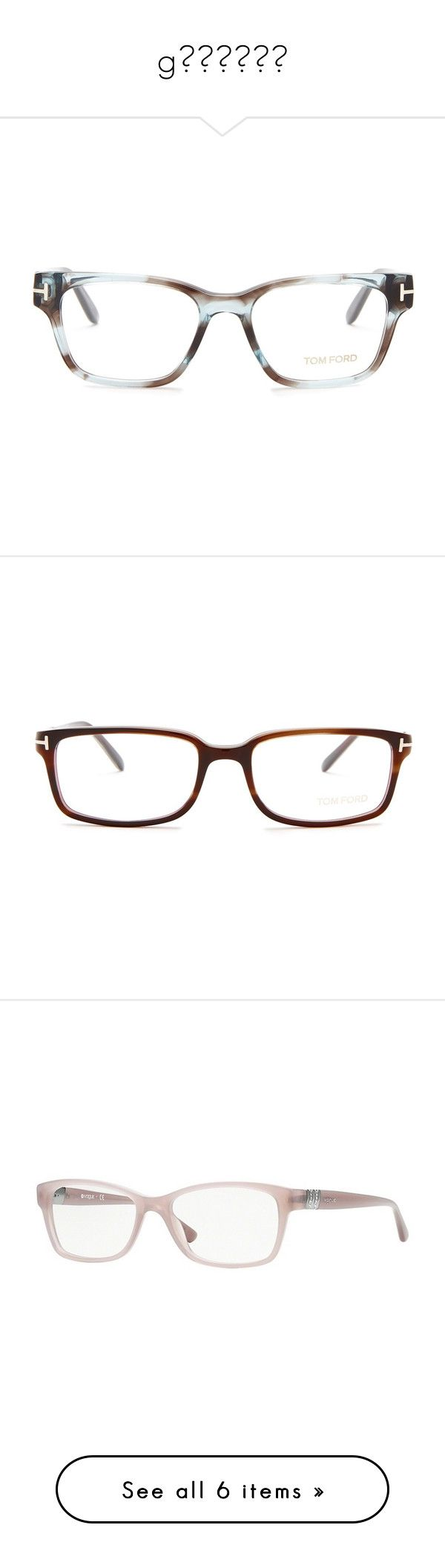 """gℓαѕѕєѕ"" by booknerd1326 ❤ liked on Polyvore featuring accessories, eyewear, eyeglasses, greysm, plastic eyeglasses, plastic lens glasses, transparent eyeglasses, tom ford eyeglasses, square eyeglasses and brnwht"