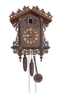 história relógio de cuco