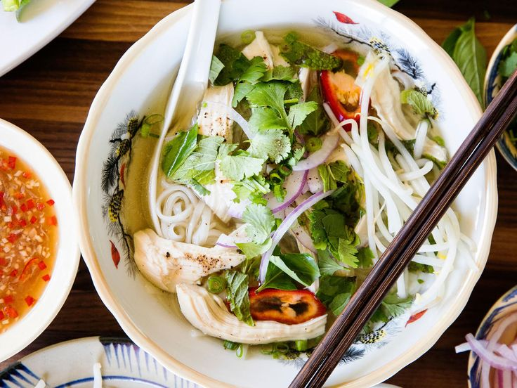 """Andrea Nguyen, author of The Pho Cookbook (Ten Speed Press; $20) and several other groundbreaking books about Asian food, loves her 6-qt. Fagor Duo pressure cooker ($67; amazon.com) to make pho, the national soup of Vietnam. """"It's not too expensive, and it's easy to use--no jiggling valves or dials."""" That said, you can also make this recipe in a stockpot (see """"Stockpot Pho,"""" below); just allow more time. If you're serving more than four people, recruit some hel..."""