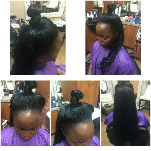 The Vixen hair extensions full weave. .818 613 8449..Www.hairboss.org