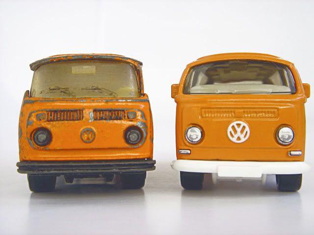 Matchbox Majorette VW Bus T2 photo by carlosror | Photobucket