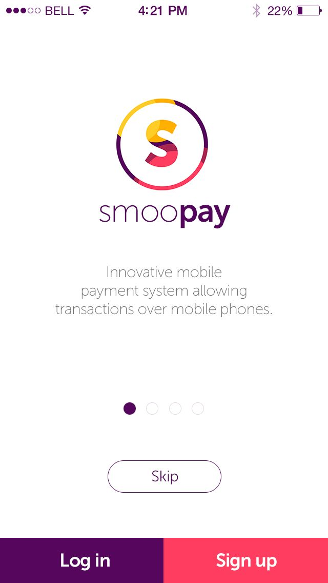Smoopay Walkthrough by Arkadiusz Płatek