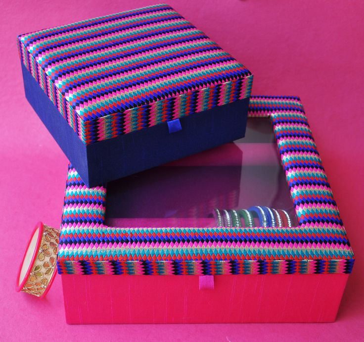 Bangle and Jewelry Box Templetree the paper boutique Pinterest