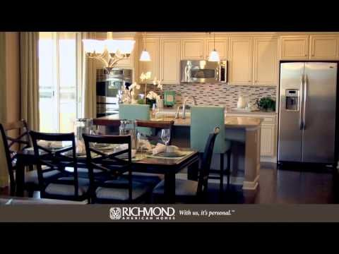 the hemingway floor plan by richmond american homes - Richmond Homes Design Center