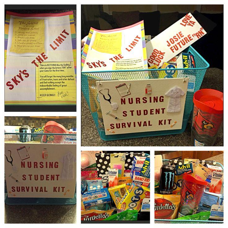 Nursing Student Survival Kit :))