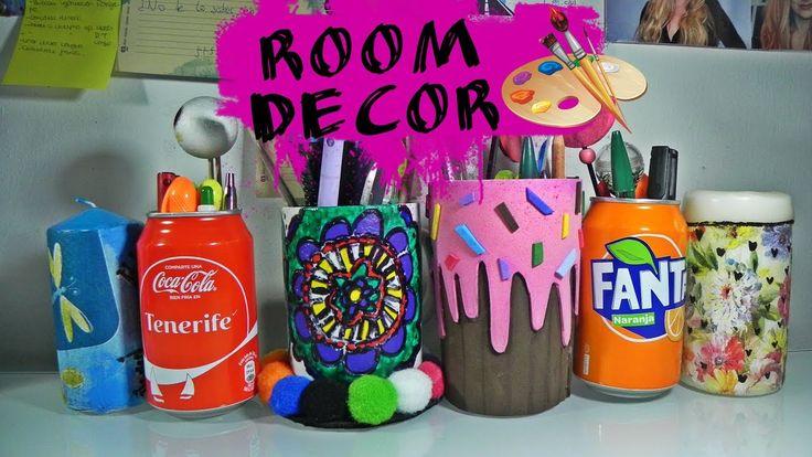 ROOM DECOR IV: Ideas low & cost para decorar nuestra habitación