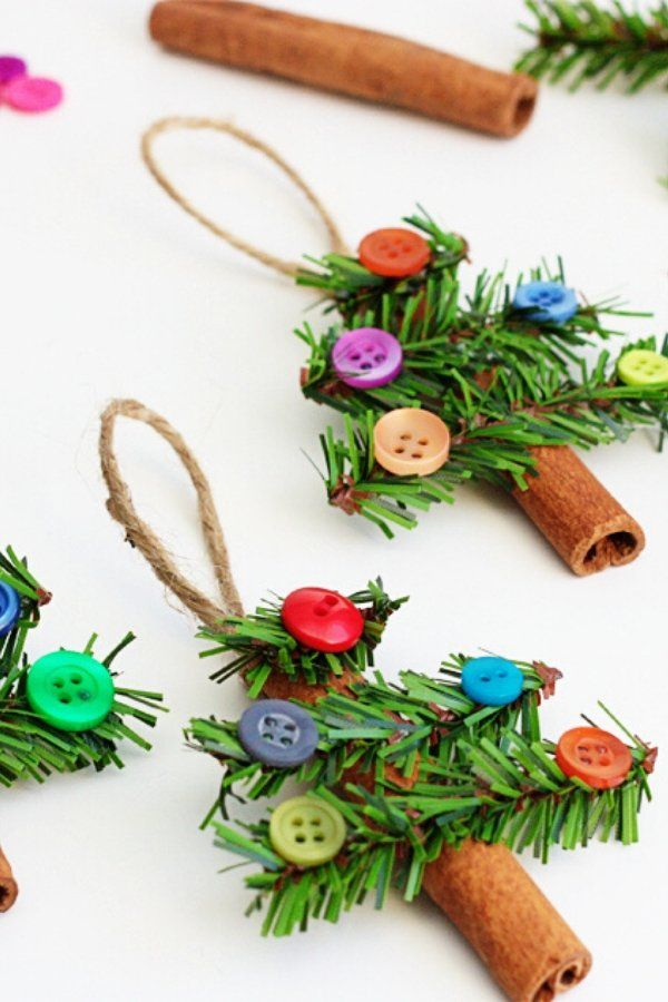 22 Easy Christmas Ornaments To Make And Sell New For 2020 The Mummy Front Christmas Crafts For Kids Diy Christmas Ornaments Easy Christmas Ornaments