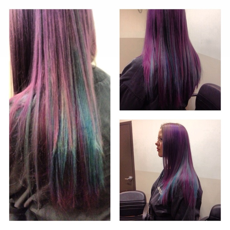 Aveda Institute lead color educator, Shallynn Johnston, shares some of her recent work...