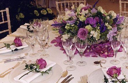 amaranthus ivory   Purple roses purple lisianthus white sweet pea white roses amaranthus