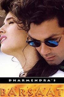 Barsaat (1995) Hindi Movie Online in HD - Einthusan  Bobby Deol, Twinkle Khanna, Raj Babbar Directed by Rajkumar Santoshi Music by Nadeem–Shravan, Louis Banks 1995 [U] ENGLISH SUBTITLE