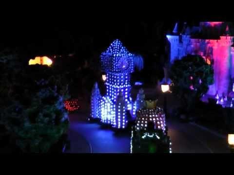 The Miniature Main Street Electrical Parade