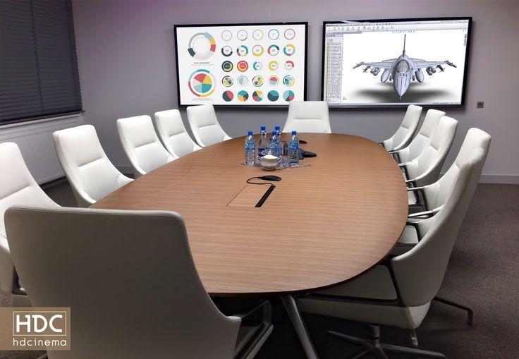 Project by: MEGMAR Logistics, Kutno This Conference room is suitable for video conferencing. #conference #video #business