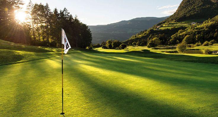 Golf Course || Image URL: http://www.golfstvigilseis.it/img/zoom/golfstvigil01.jpg
