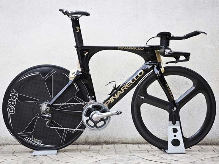 Pinarello Bolide time trial bike launched at Giro