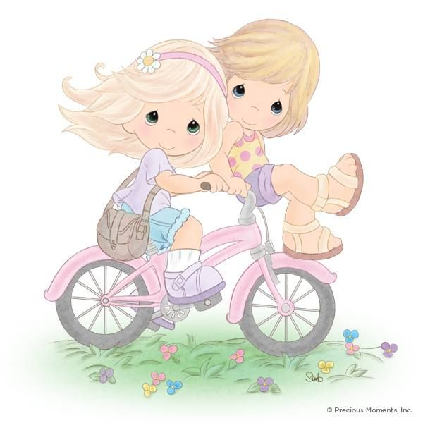 Precious Moments - A Joyful Heart Is Good Medicine - Proverbs 17:22