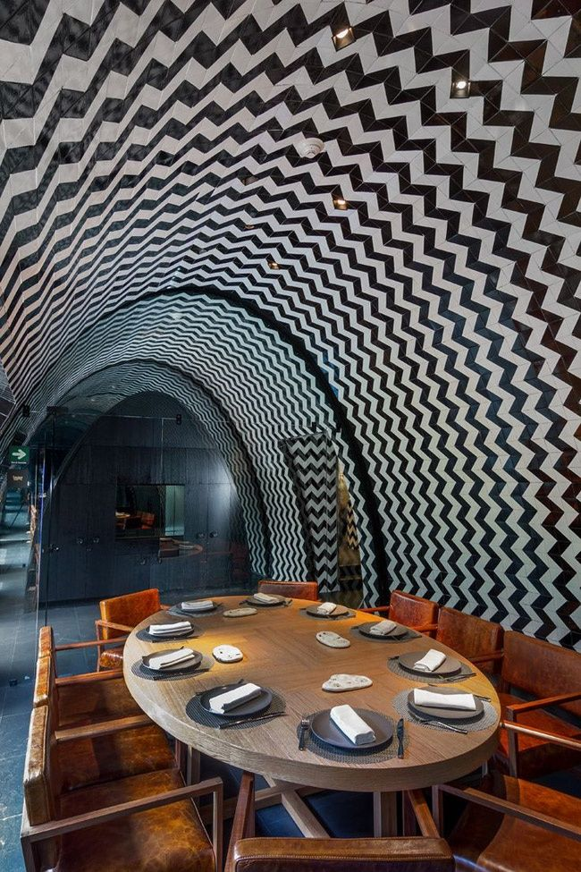 Chapuln by SAMA Architects and MOB. Commercial DesignRestaurant DesignArchitecture  Interior ...