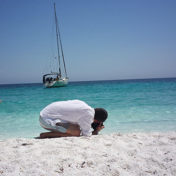 Marble Beach- Thassos Island