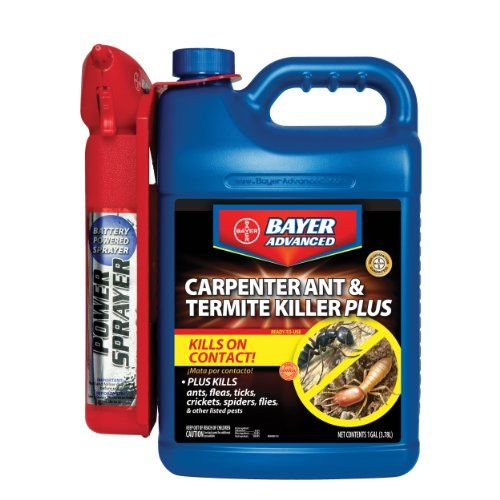 Bayer Advanced 700335 Carpenter Ant and Termite Killer Power Sprayer 13Gallon *** Check out the image by visiting the link.